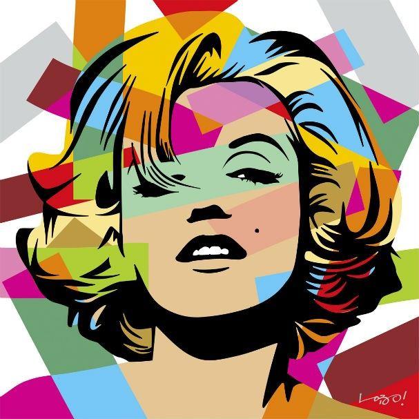 Exposição faz homenagem às divas Marilyn Monroe e Madonna | Pop ...