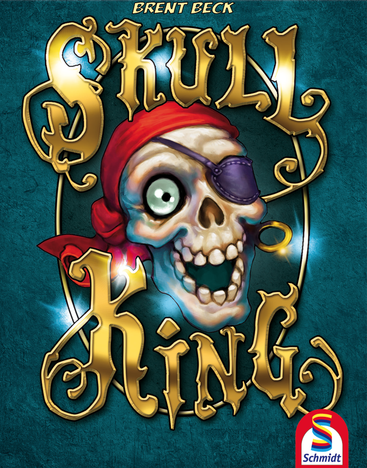 Skull King Kings card game, Kings game, Card games