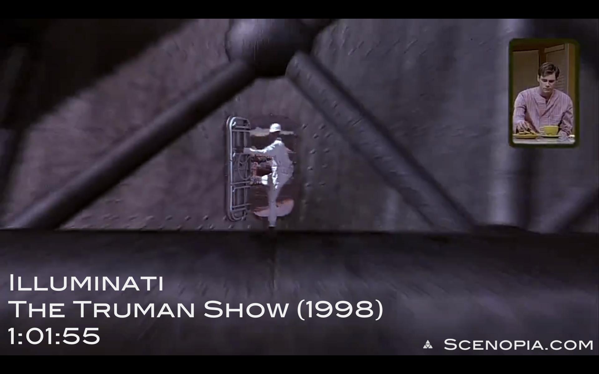 The truman show illuminati pinterest the truman show malvernweather Choice Image