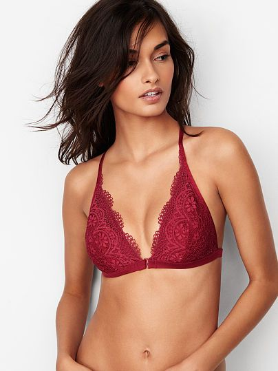 eeb0a20947 Front-close Bralette - The Victoria s Secret Bralette Collection -  Victoria s…