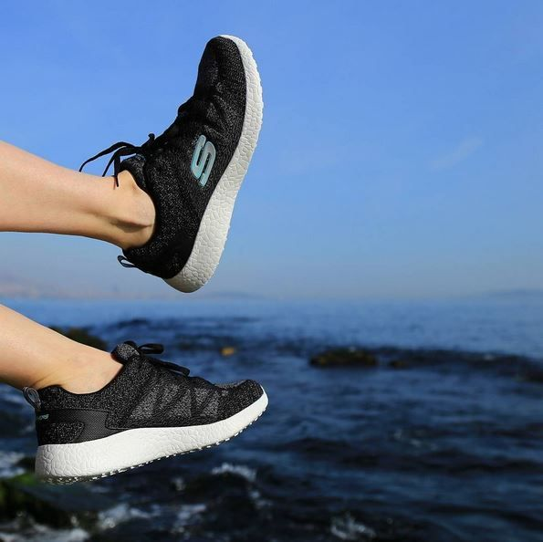 Go after your dreams in the Skechers Burst. http://spr.ly/6005BmSFR