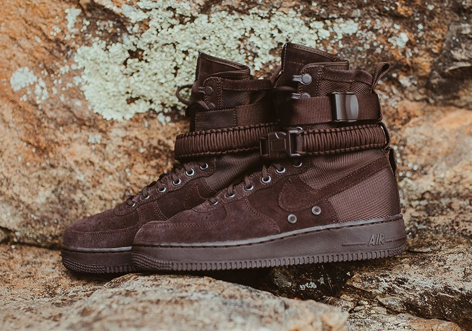 The new mid-top version of the Nike SF-AF1 has been getting most of the  attention lately, but it looks like the original high-top is coming back  this fall. 28d132ac07