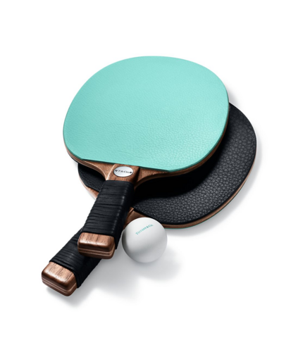 Tiffany Co Everyday Objects Expensive Home Products Everyday Objects Table Tennis Leather