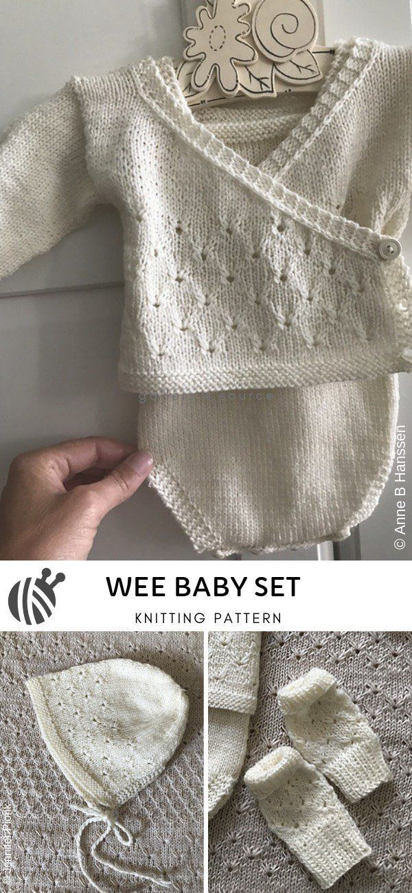 Photo of Baby Cute Cardigans Free Knit Patterns | Pattern Center