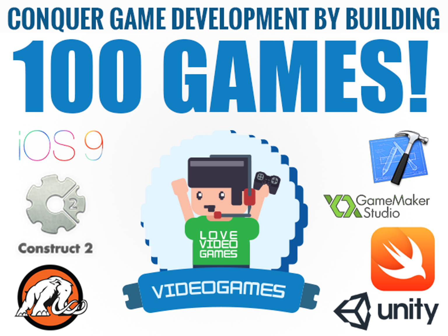 Level up by learning how to build games in Xcode