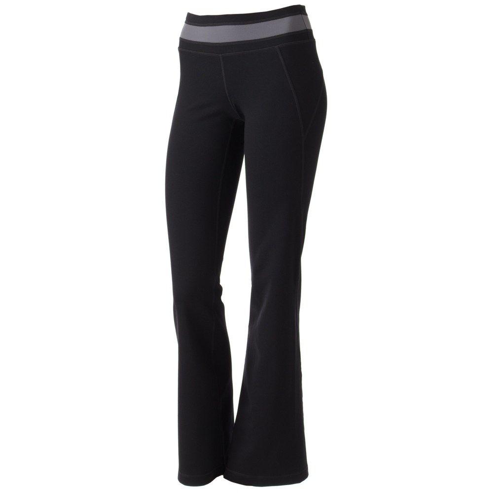 b626a8ad9e Women s Tek Gear® Colorblock Shapewear Yoga Pants