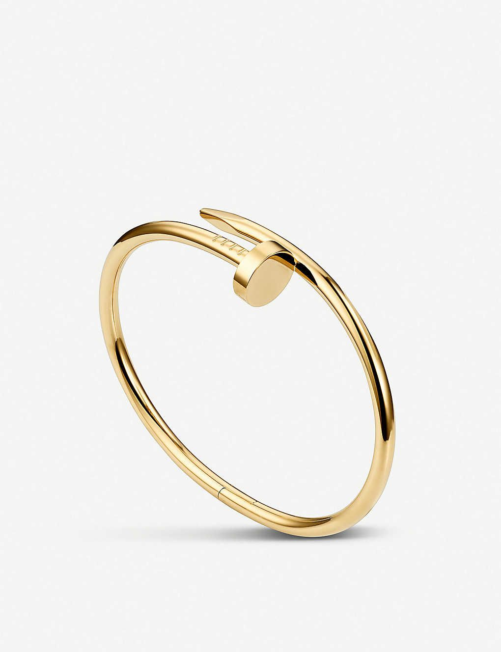 8288ae9901 CARTIER Juste un Clou 18ct yellow-gold bracelet in 2019 | ring ...