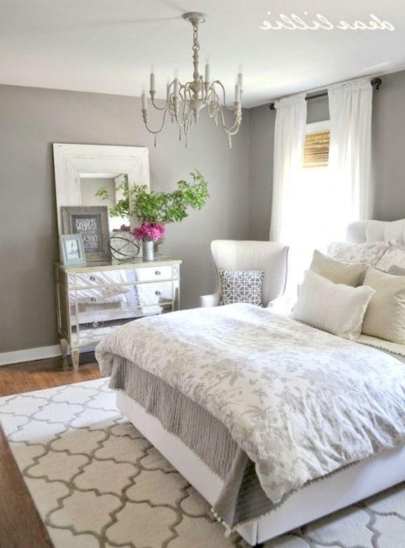 44 Simple And Minimalist Bedroom Ideas Small Master Bedroom