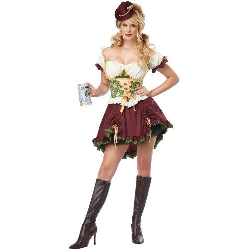 Beer Garden Girl Sexy Costume \u2013 Sexy Halloween Costumes 2015 Ideas - halloween girl costume ideas