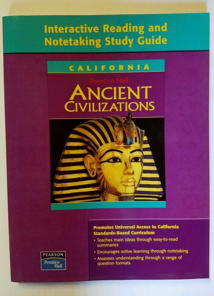 Prentice Hall Ancient Civilizations Interactive Study Guide