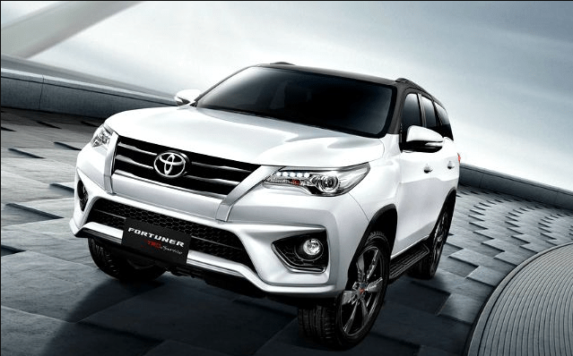 2020 Toyota Fortuner Suv Concept Engine And Changes Toyota