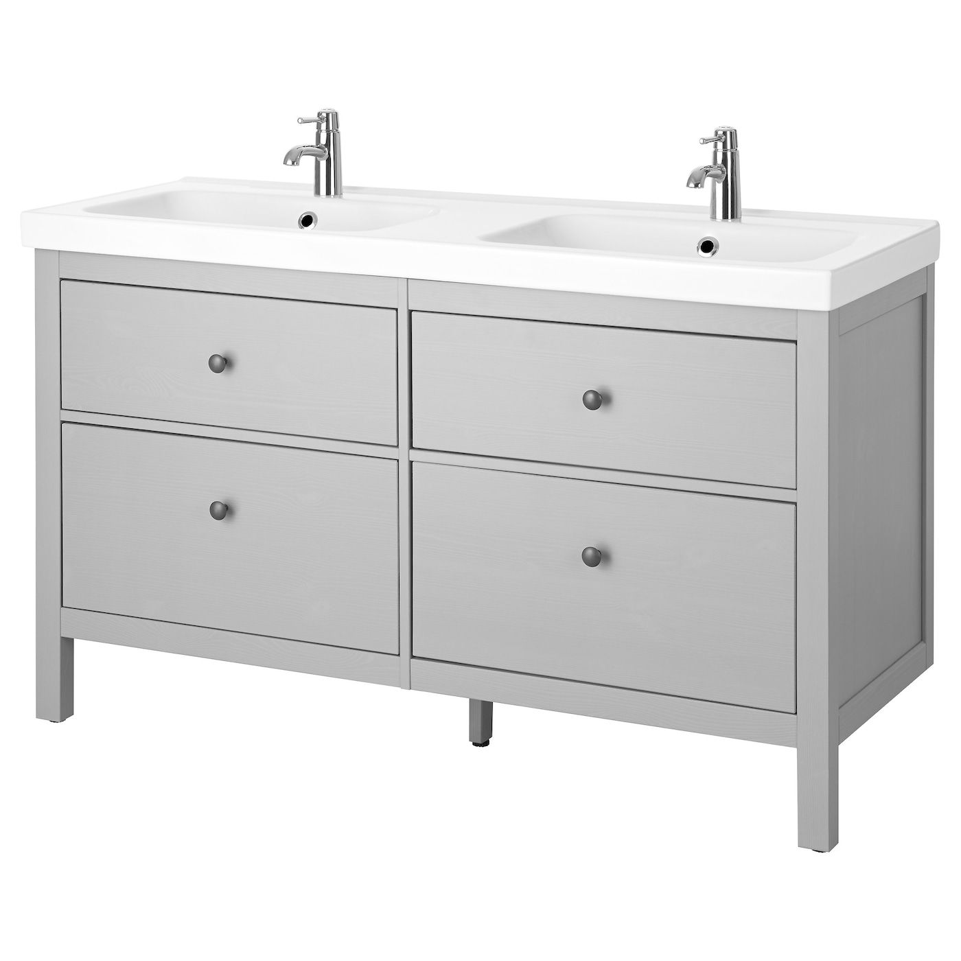 Hemnes Odensvik Sink Cabinet With 4
