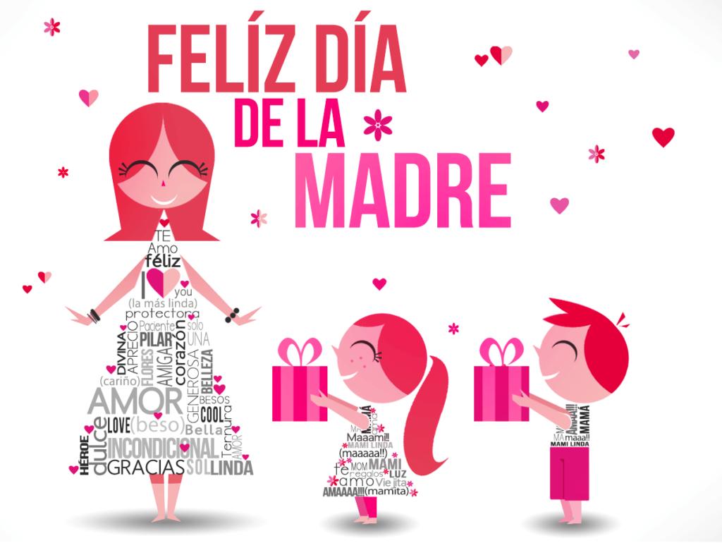 De Que Estan Hechas Las Madres Con Arte De Mujer Feliz Dia De La Madre Feliz Dia Mamacita Feliz Dia
