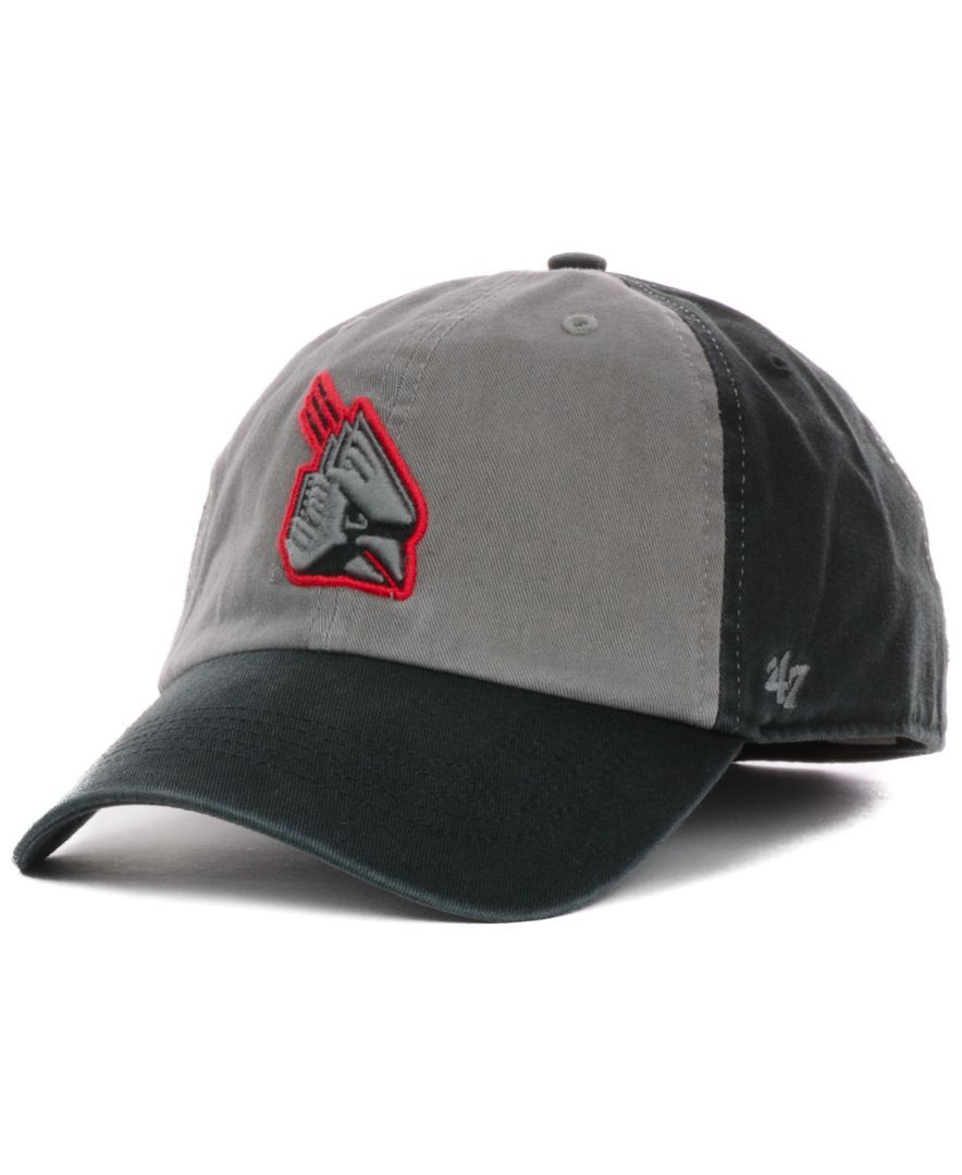 30a4790a600f0 47 Brand Ball State Cardinals Undergrad Easy Fit Cap
