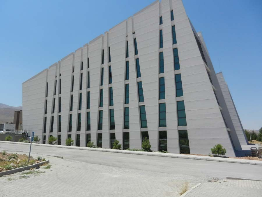 İnönü Üniversitesi Hukuk Fakültesi, CAG Mimarlık Atölyesi