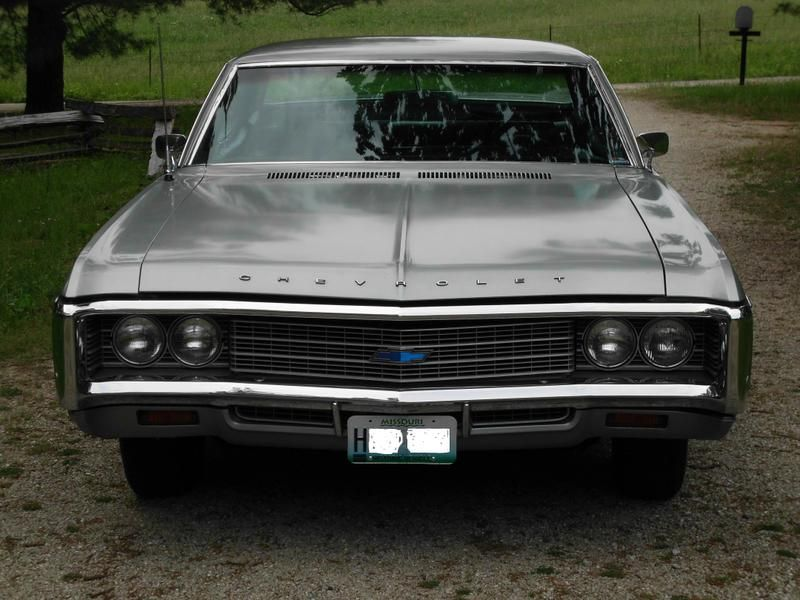 1969 Chevrolet Impala for sale by Owner - St james, MO ...