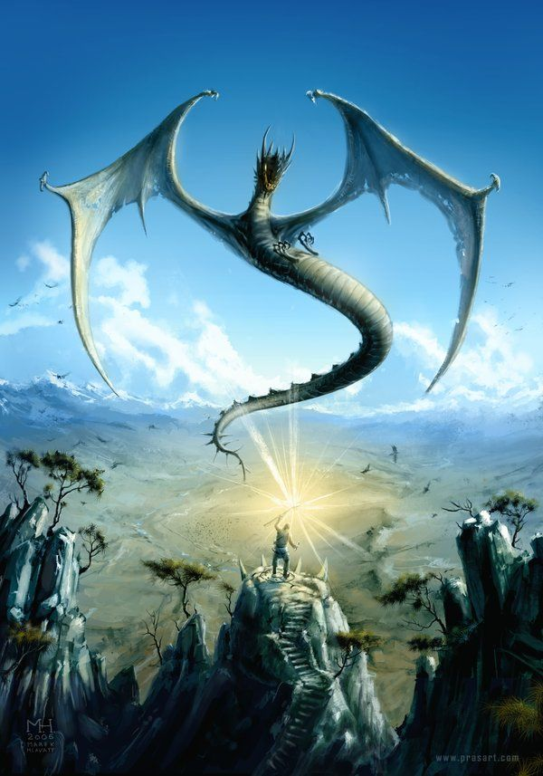 """mythology-creatures: """" Draco: the Roman dragon is Draco, a winged"""