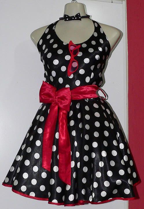 51c9900fef13 roupas dos anos 60 femininas - Pesquisa Google | anos 60 | Roupas ...