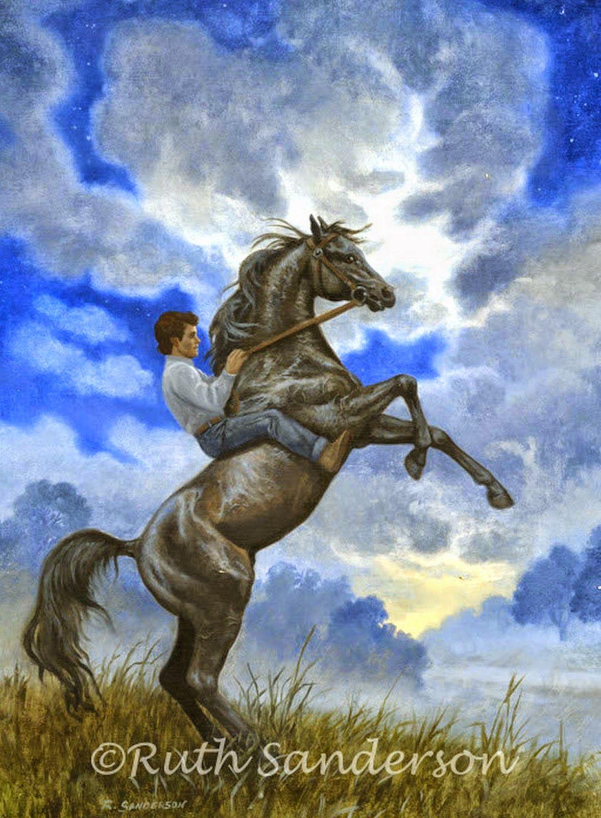 Resultado de imagen para caballo en 2 patas   caballos   Pinterest ...