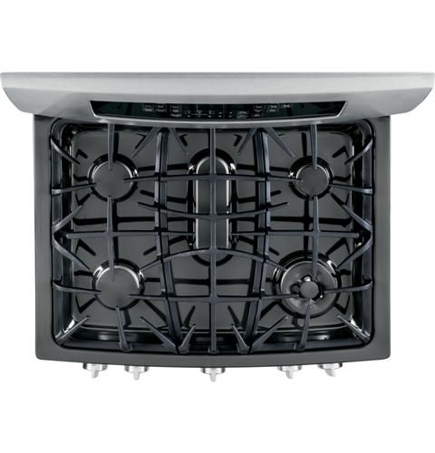 The Reversible Cast Iron Griddle And Grill On Our Ge Profile Range Provides You With Plenty Of Flexibility To Cook Y Warming Drawer Cast Iron Griddle Gas Range