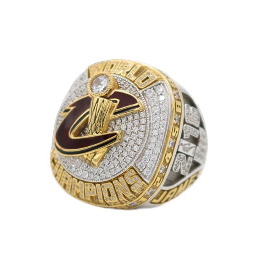 Nba 2016 Cleveland Cavaliers Championship Ring Championship Rings Nba Championship Rings Cleveland Cavaliers