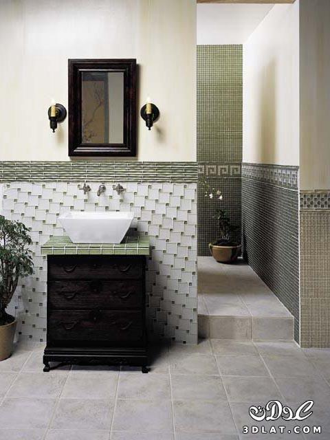 سيراميك حمامات جميل 2015 احدث سيراميك حمامات 2015 سيراميك حمامات بالصور 2015 سيراميك غرانيت رخام Tile Bathroom Glass Tile Bathroom Master Bathroom Shower