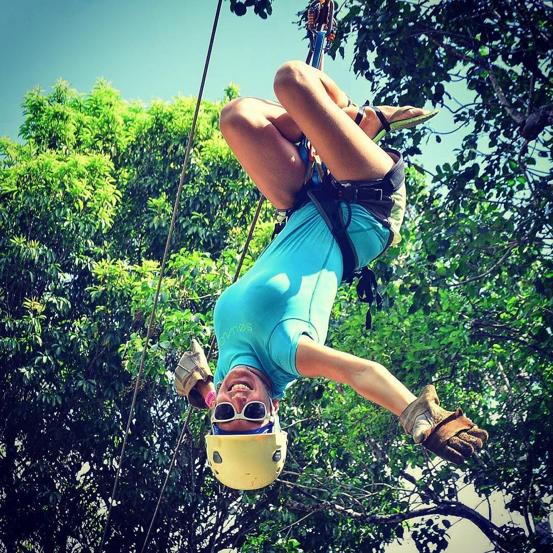 Zip Lining And Snorkeling In Cancun