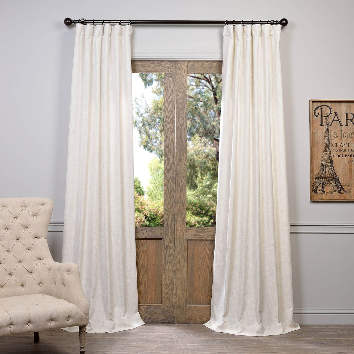 Master bedroom curtains  Pin by Rose Siersdale on Relaxing Master Bedroom  Pinterest  Linen