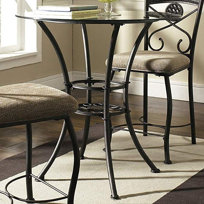Steve Silver Brookfield Gl Top Counter Height Dining Table Review