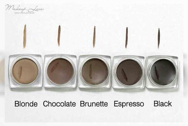 Nyx Brow Pomade Makeup Maquillaje Cejas Ojos