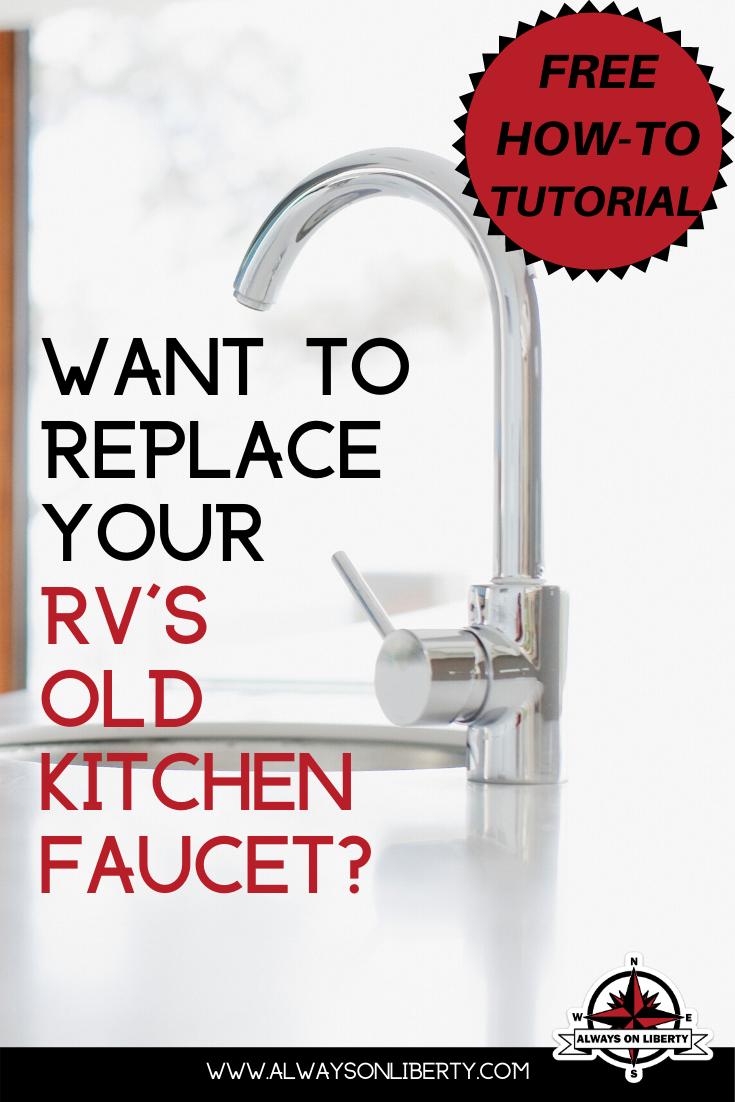 18++ Rv kitchen faucet repair ideas in 2021