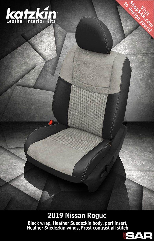 Katzkin Custom Leather Auto Interiors Leather Seat Covers Leather Seat Covers Automotive Upholstery Leather Seat