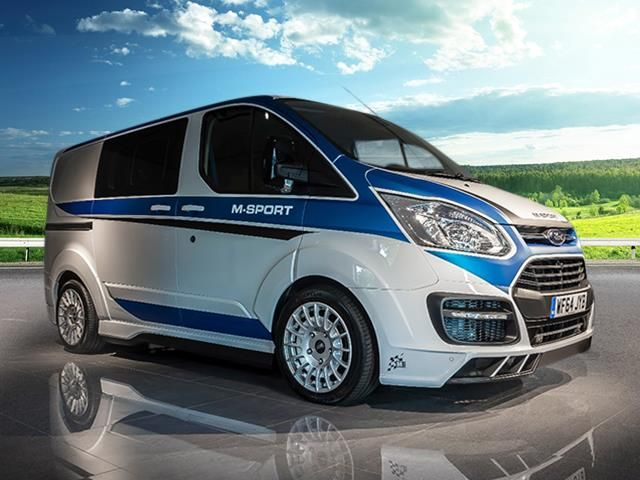 ford transit custom transit custom special edition m sport 2 2 tdci 155ps place your order for. Black Bedroom Furniture Sets. Home Design Ideas