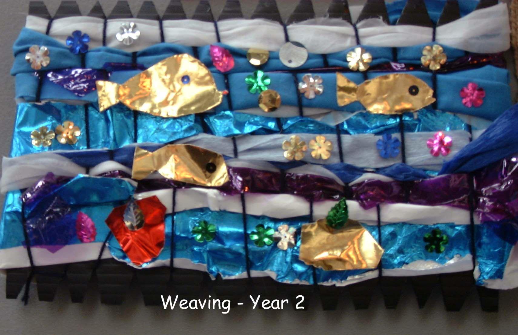 Weaving Seaside