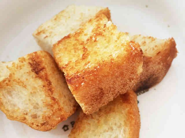トースト きな粉