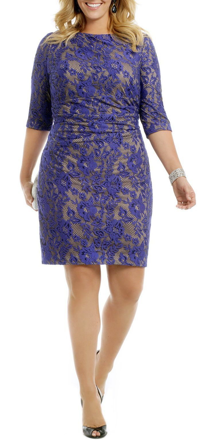 27 Plus Size Wedding Guest Dresses {with Sleeves | Pinterest | Ropa