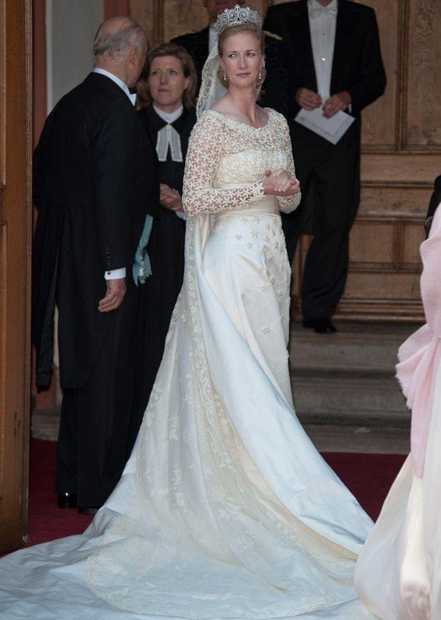 The Royal Fanzine Royal Ladies Of Denmark Greece Sayn Wittegenstein Berleburg Princess Nathalie Of Sayn Wittegenstein Royale Hochzeiten Hochzeit Kleider