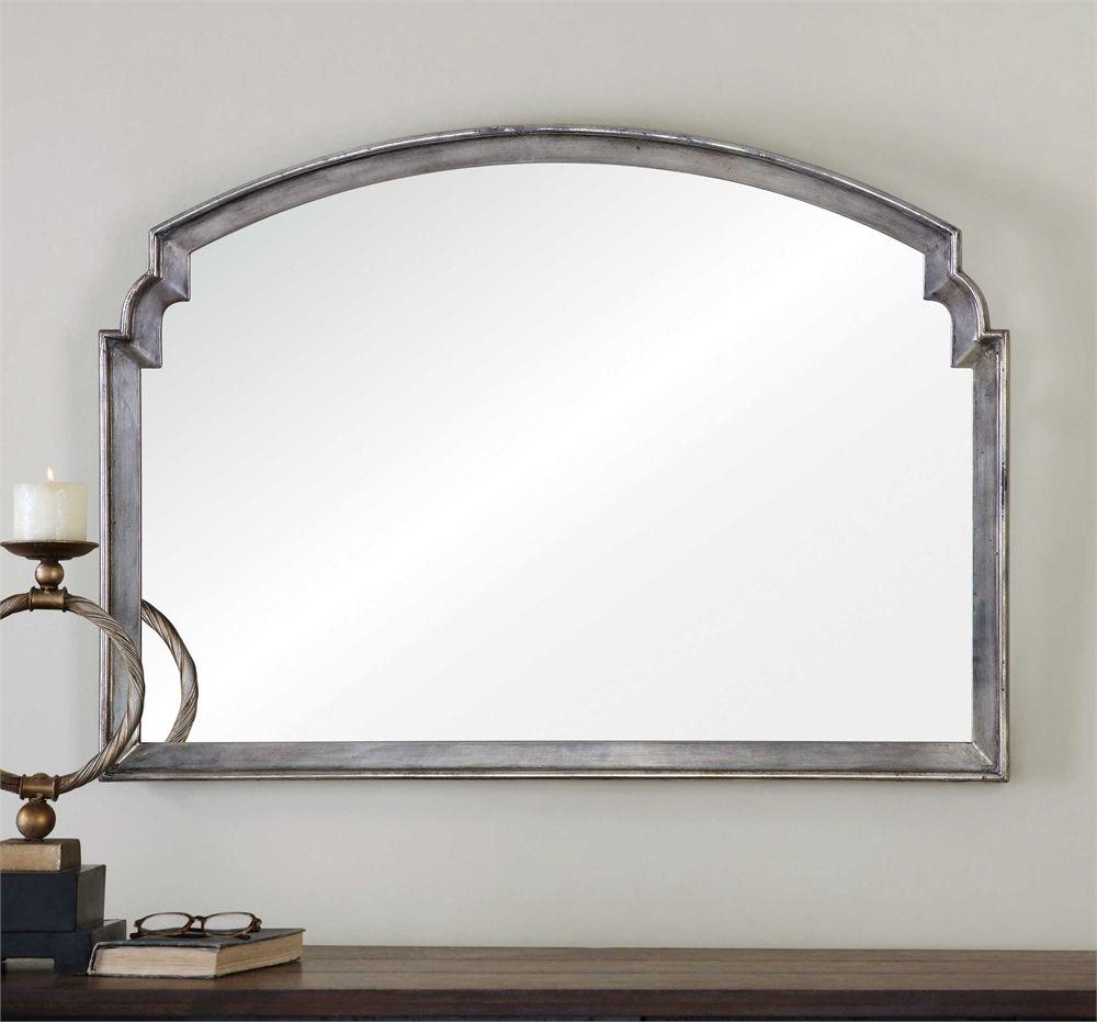 Uttermost Via Della Silver Mirror 42x29 | Mirrors of interest ...