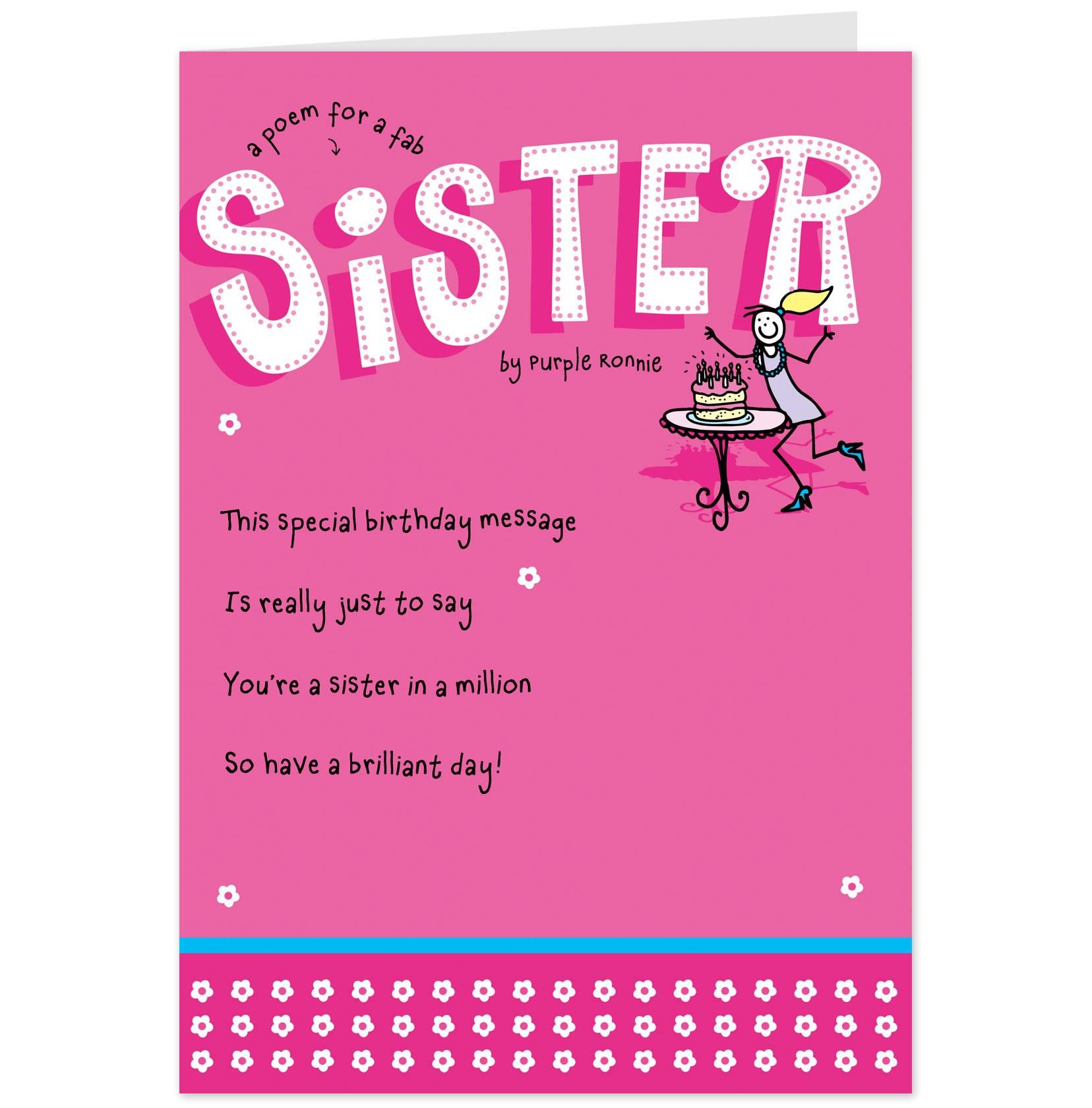 Funny Quotes About Sisters 20 Of The Best Ideas For Funny Birthday Quotes For Si Birthday Wishes For Sister Sister Birthday Quotes Happy Birthday Sister Quotes