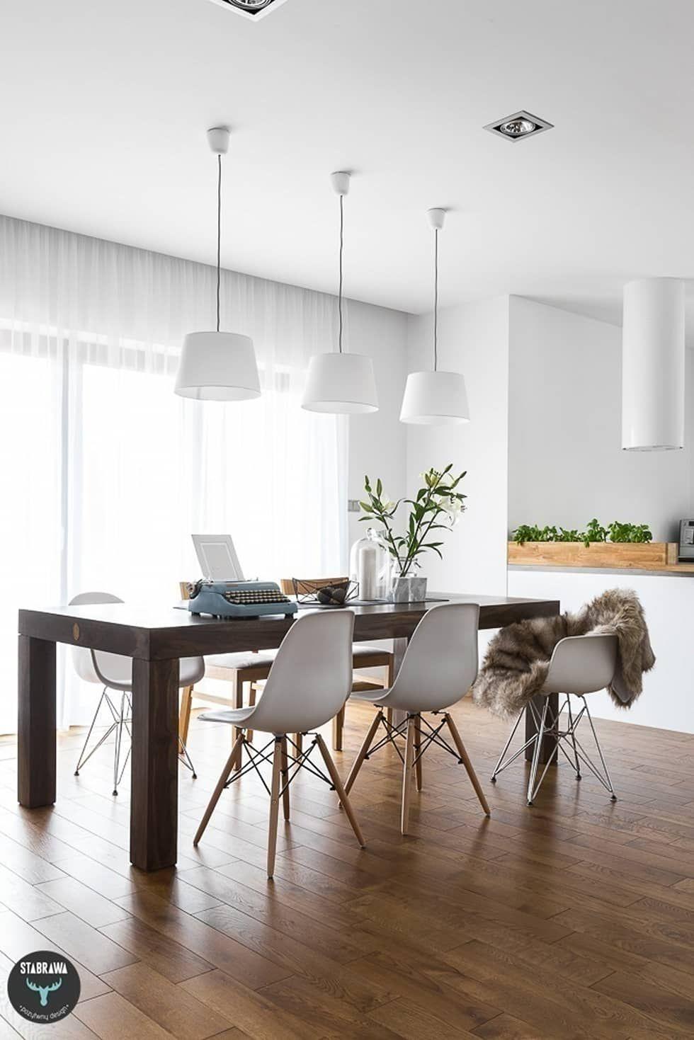 Esszimmer skandinavisch  Wohnideen, Interior Design, Einrichtungsideen & Bilder ...
