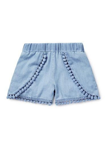 Girls Shorts  f916d44d19
