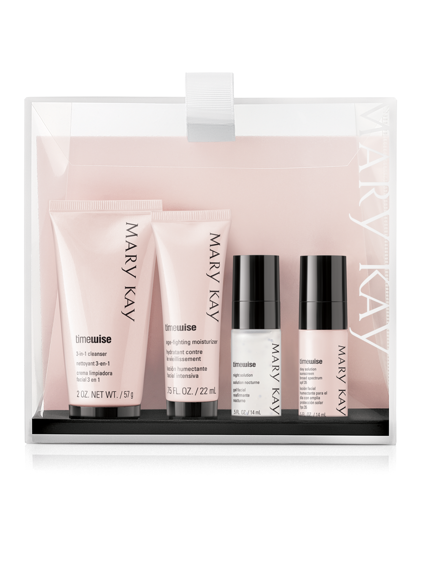 Timewise Trial Miracle Set Combination Oily Sets Catalog Mary Kay Travel Size Timewise Mary Kay Skin Care Mary Kay Timewise