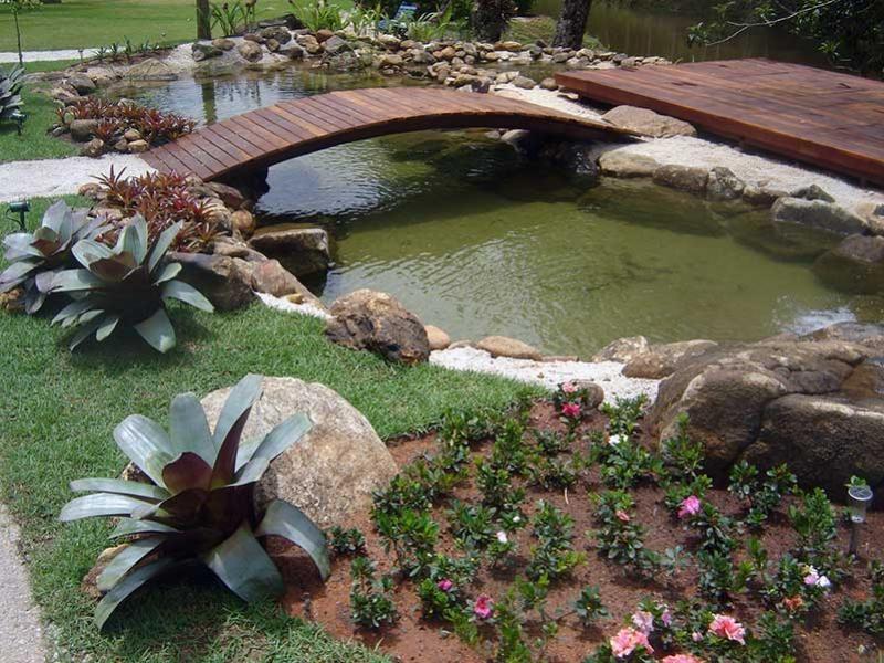 Mauro Heringer - Eco Ponds Lagos Ornamentais jardins Pinterest - estanques artificiales
