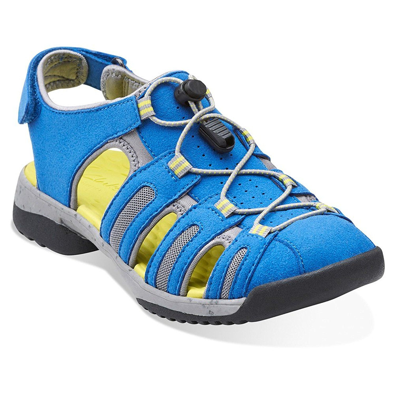 17bbaec5199 Clarks Tuvia Melon Womens Blue Sandal    Find out more details by clicking  the image   Clarks sandals