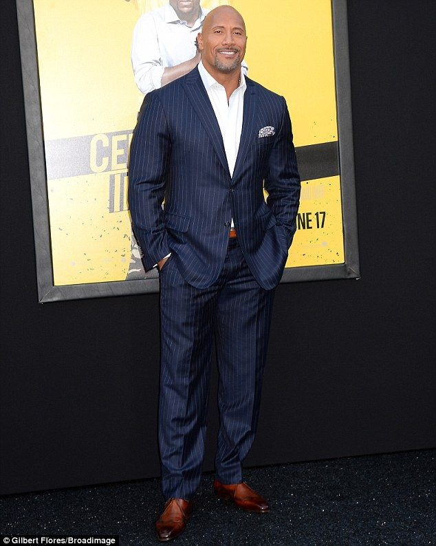 Image Result For Dwayne Johnson Double Breasted Suit Suit Ideas