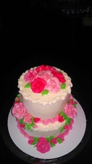 Pink bridal showe