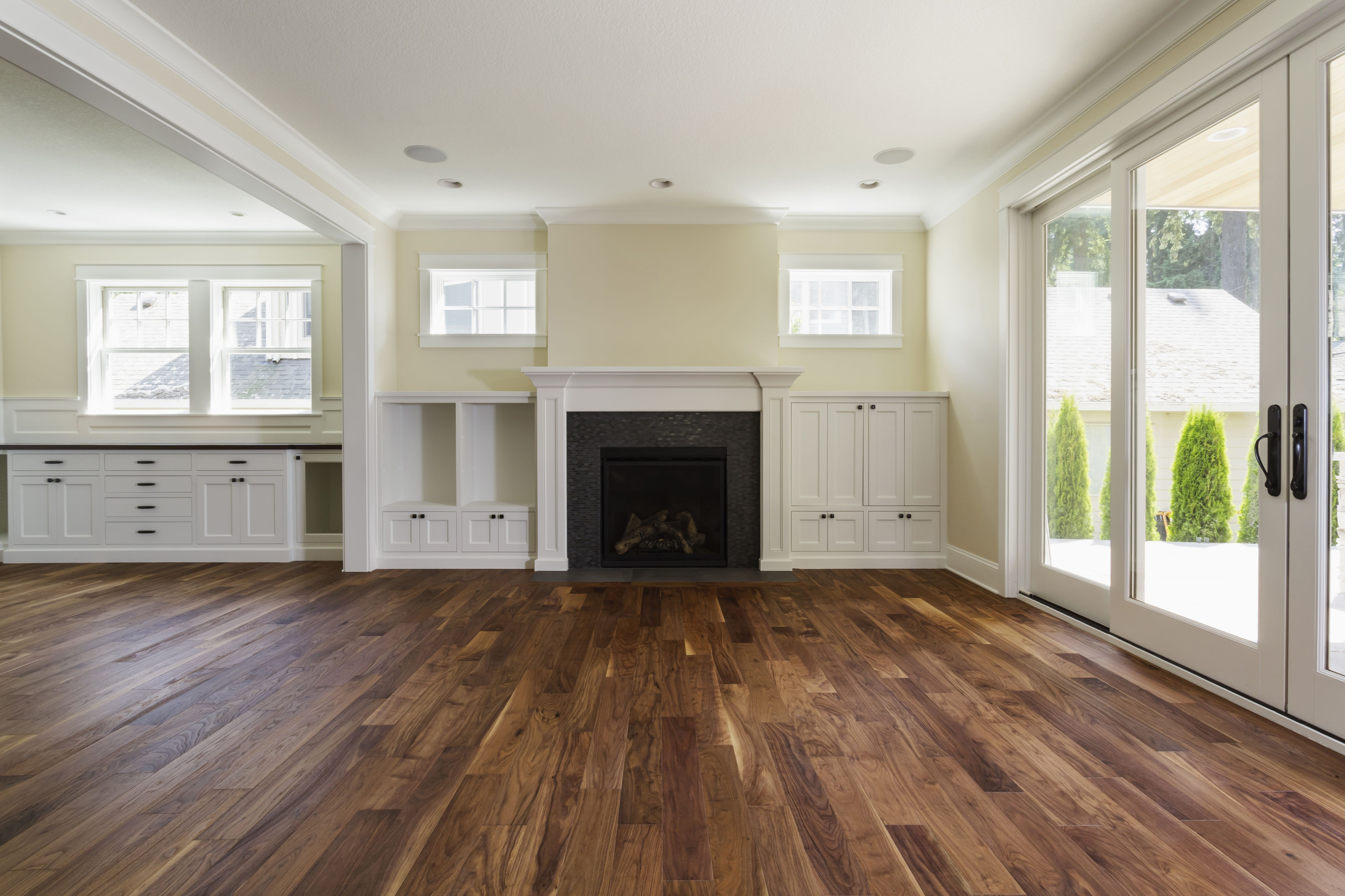 refinished hardwood floors before and after of the pros
