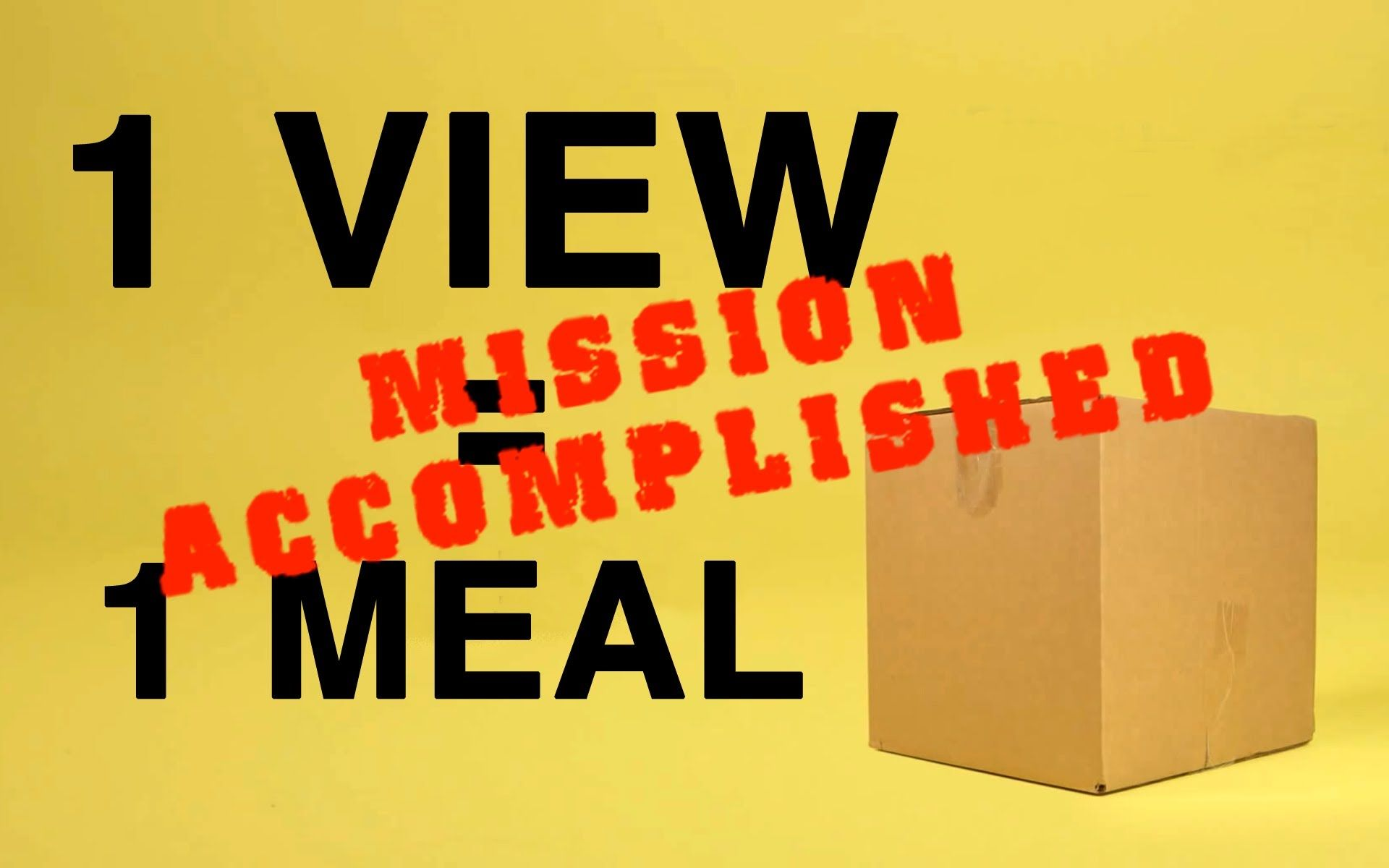 Meals Per Hour The challenge How can a nonprofit