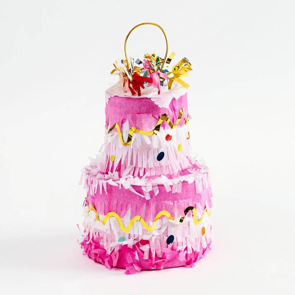 Birthday Cake Piñata Paper Source Cake, Magic cake