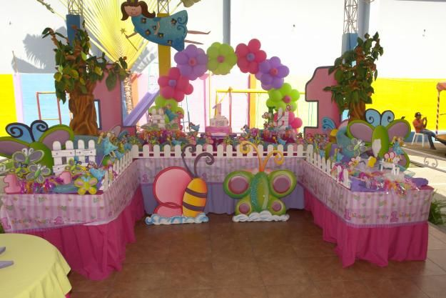 Decoraciones infantiles decoraciones para ni as Decoraciones para ninas